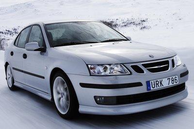 2006 Saab 9-3 Sedan