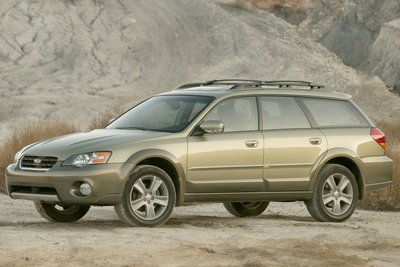 2006 Subaru Outback Wagon LL Bean Edition