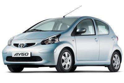 2006 Toyota Aygo