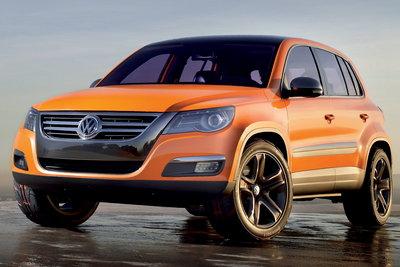 2006 Volkswagen Tiguan