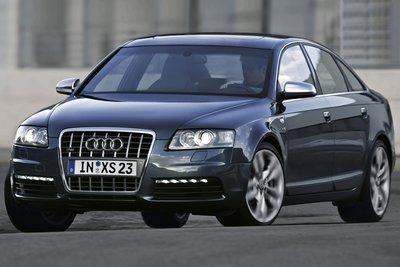 2007 Audi S6 Sedan