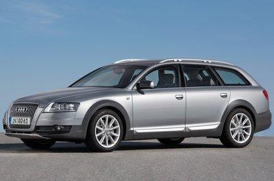 2007 Audi allroad