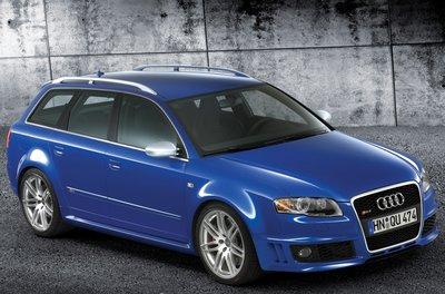 2007 Audi Rs4 Avant Information