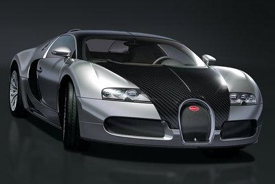 2007 Bugatti EB16.4 Veyron Pur Sang