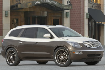 2007 Buick Enclave UpTown