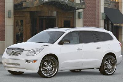 2007 Buick Enclave Urban CEO Edition