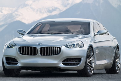 2007 BMW Concept CS