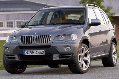 2007 BMW X5 information