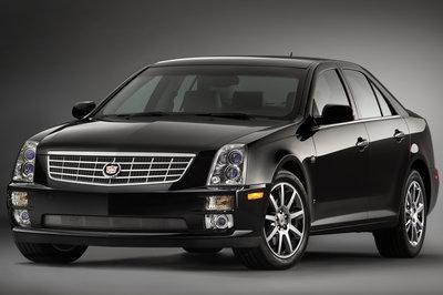 2007 Cadillac STS Platinum