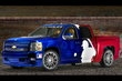 2007 Chevrolet Major Leage Baseball Silverado