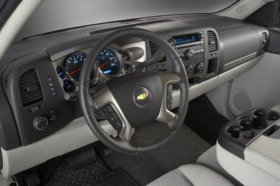 2007 Chevrolet Silverado Crew Cab Instrumentation