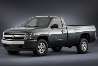 2007 Chevrolet Silverado Regular Cab