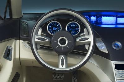 2007 Chrysler Nassau Instrumentation