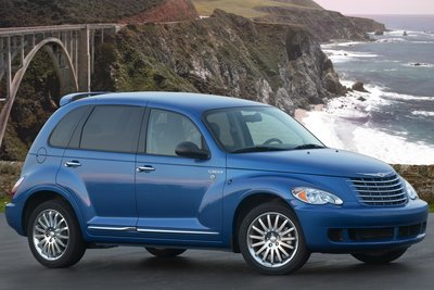 2007 PT Street Cruiser Pacific Coast Highway Edition