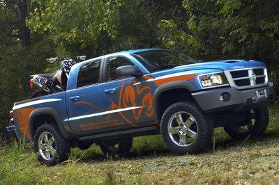 2007 Dodge Dakota MX Warrior