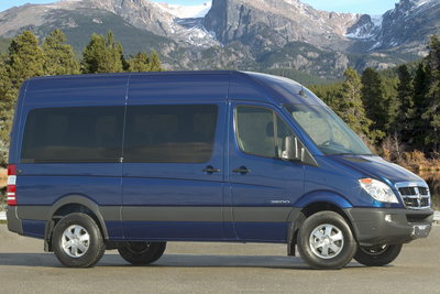 2007 Dodge Sprinter Passenger Van