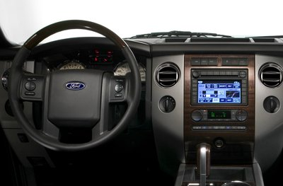 2007 Ford Expedition Instrumentation