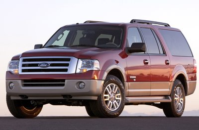 2010 Ford Expedition info