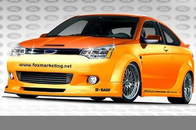 2007 Ford Focus-T by Fox Marketing