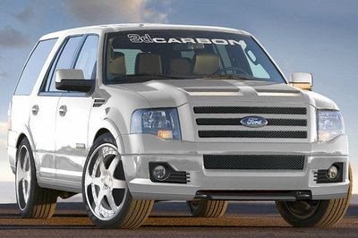 2007 Ford Urban Rider Expedition