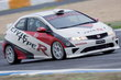 2007 Honda Civic Type R race car