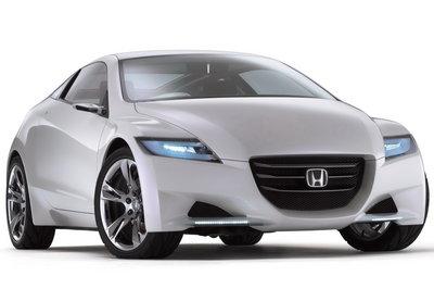 2007 Honda CR-Z