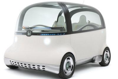 2007 Honda PUYO