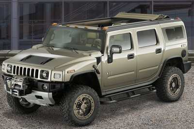 2007 Hummer H2 Safari