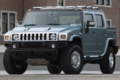 2007 Hummer H2 SUT