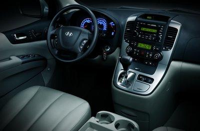 2007 Hyundai Entourage Instrumentation