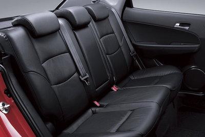 2007 Hyundai i30 Interior