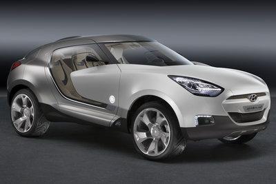 2007 Hyundai QarmaQ