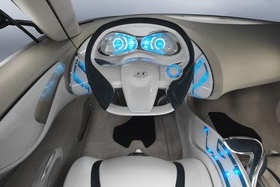 2007 Hyundai QarmaQ Instrumentation