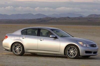 2007 Infiniti G Sedan