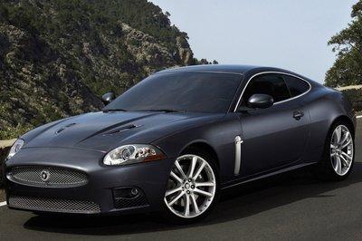 2007 Jaguar XKR Coupe