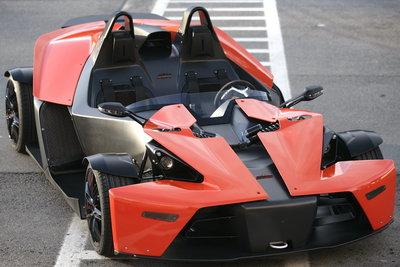 2007 KTM X-Bow