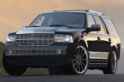 2007 Lincoln DeBerti Lincoln Navigator L