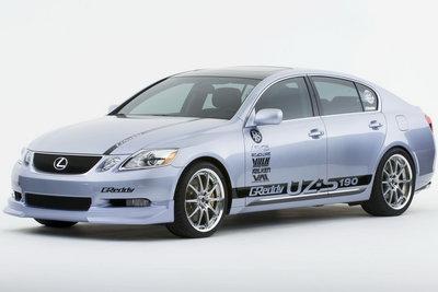2007 Lexus GS 430 GReddy