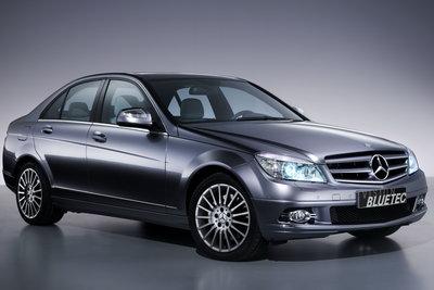 2007 Mercedes-Benz Vision C 220 BLUETEC