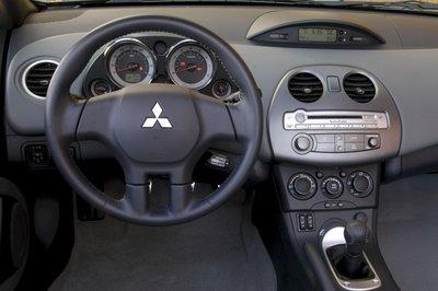 2007 Mitsubishi Eclipse Spyder Instrumentation