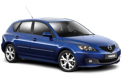 2007 Mazda MAZDA3 5-Door
