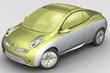 2007 Nissan Micra Colour + Concept show car