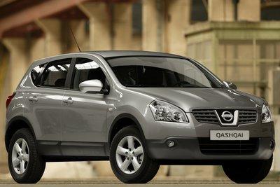 2007 Nissan Qashqai