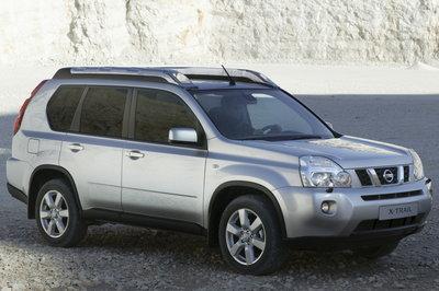 2007 Nissan X Trail