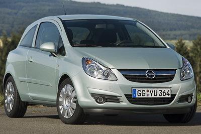 2007 Opel Corsa Hybrid