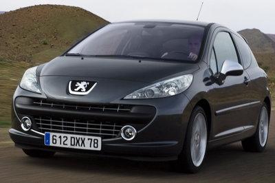 2007 Peugeot 207 RC