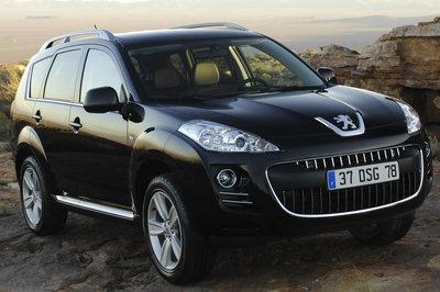 2007 Peugeot 4007