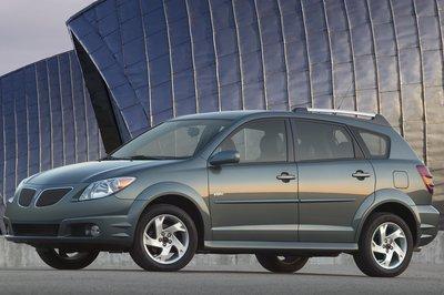 2007 Pontiac Vibe 5d