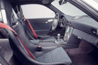 2007 Porsche 911 GT3 Interior