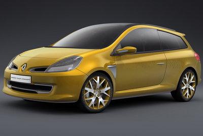 2007 Renault  Clio Grand Tour Concept